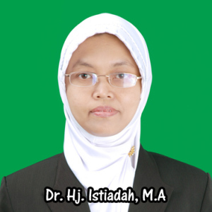 Dr. Istiadah M.A