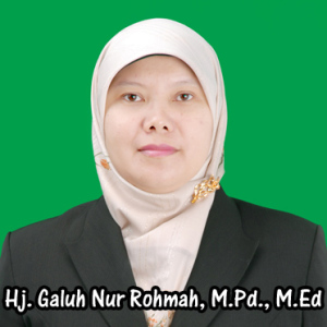Galuh Nur Rohmah M.Pd. M.Ed