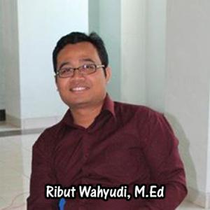 Ribut Wahyudi M.Ed