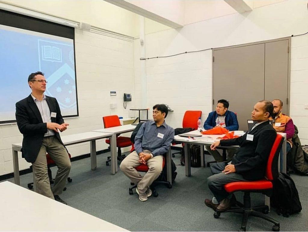 Short Course Overseas Program of Research Methodology 2019 in Monash University